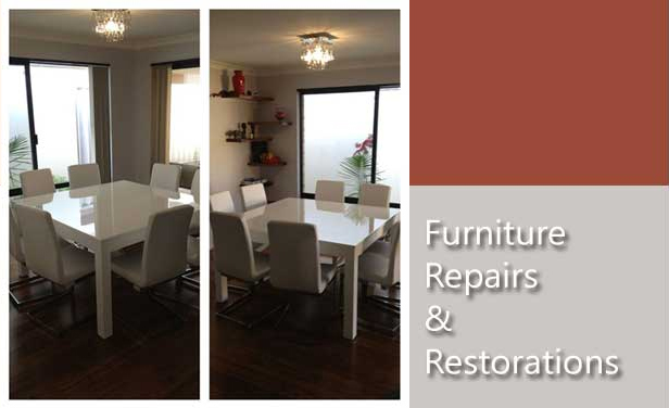 Furniture Painting Joondalup, Wood Painting Perth, French Polishing Bayswater